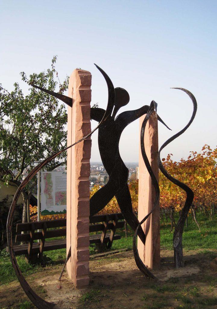kreativ-fee-stilverliebt-Kommunikationsdesign_Heppenheim_Eckweg_Skulptur